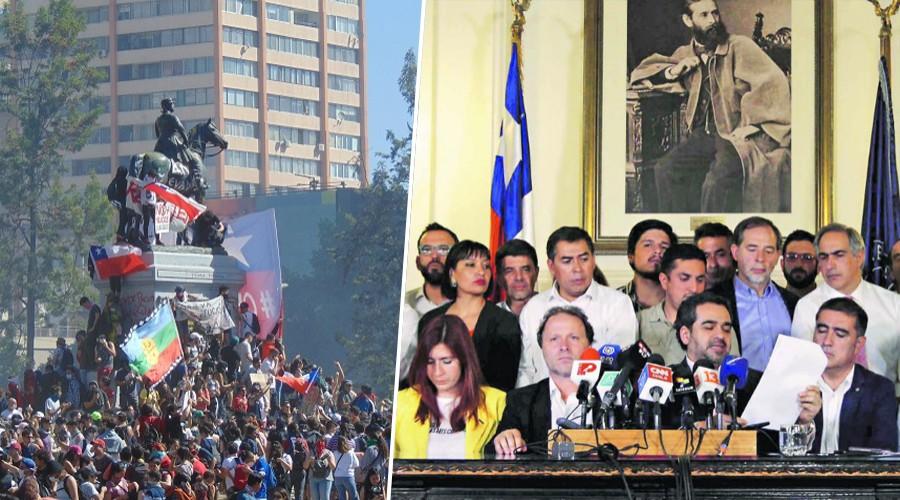 Constitución para Chile: Los pasos a seguir para construirla y qué significa el quorum de los 2/3