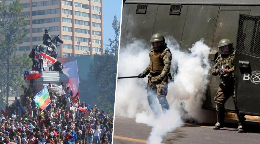 A un mes del estallido social: Cronología del movimiento y análisis del protocolo policial