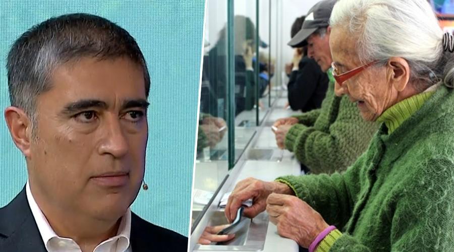 Mario Desbordes adelanta anuncios de agenda social: Mejoras en pensiones y medicamentos