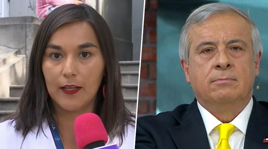 Ministro Mañalich debate en Mucho Gusto sobre el cuestionado lobby de la salud en Chile