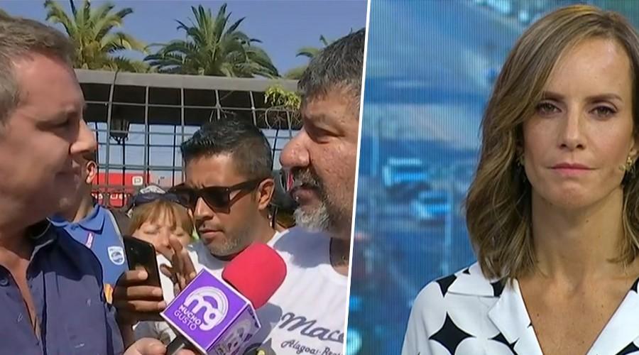 #MicrófonoAbiertoMG: Vecinos de Puente Alto expresan su descontento ante las cámaras de Mucho Gusto