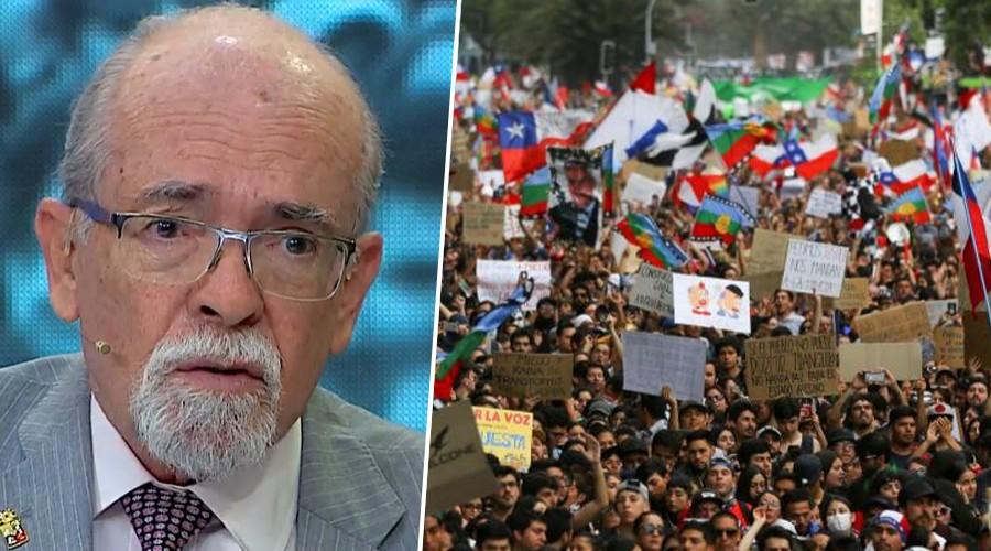 """""""Nacerá de esto un Chile mejor, más justo"""": La visión del profesor José Maza ante la crisis"""