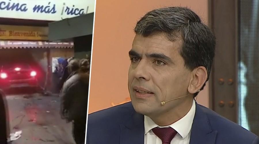 """Ex Fiscal Carlos Gajardo: """"Se necesita una ley antisaqueo"""""""