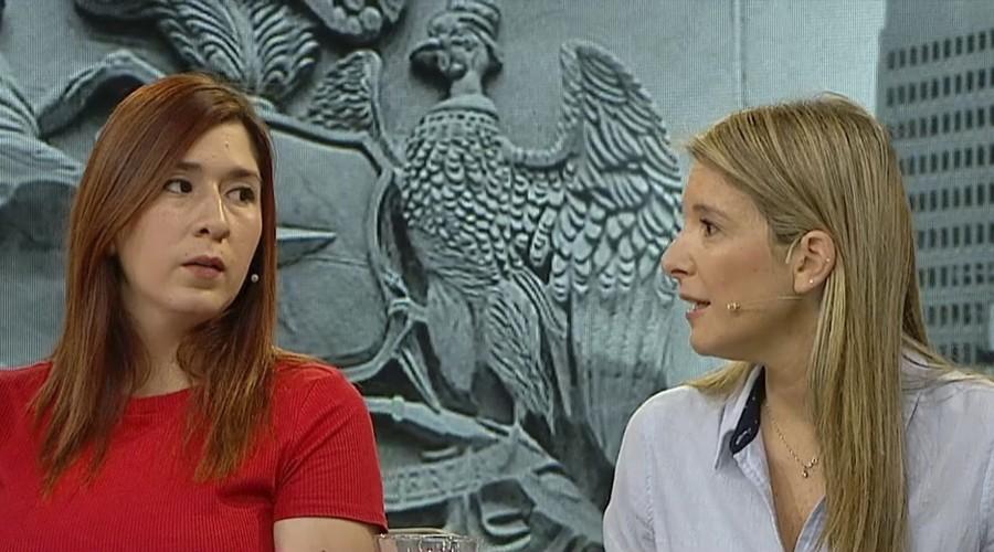 Diputadas comparten sus apreciaciones sobre Agenda Social en Mucho Gusto