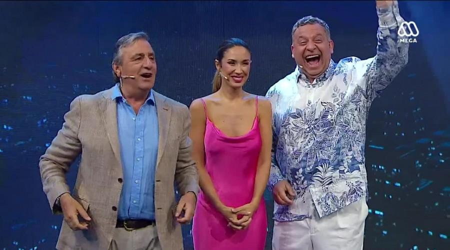 Willy Sabor desató las risas en Morandé con Compañía