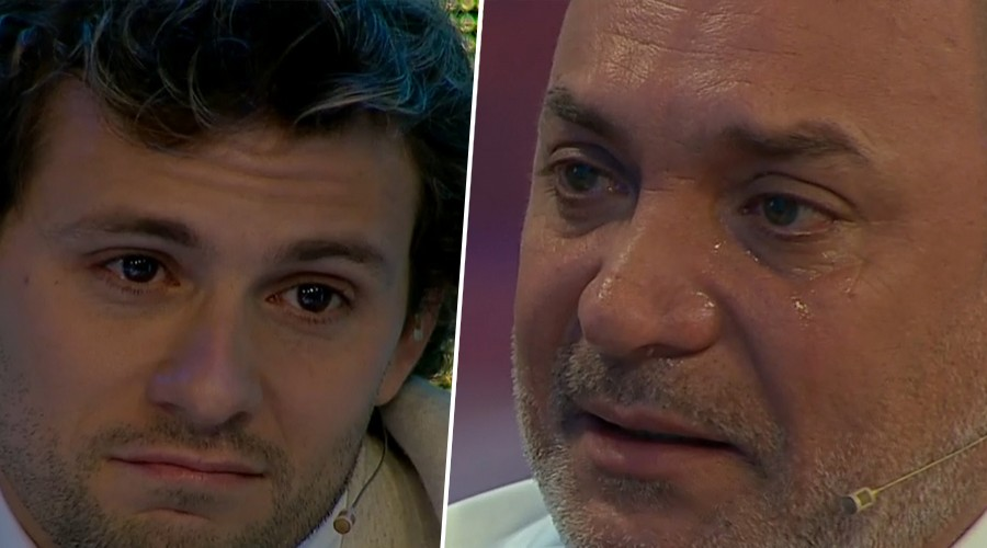 """""""He vivido mucho tiempo con rabia y no sabía"""": La emoción de Luis Jara al experimentar sonoterapia"""