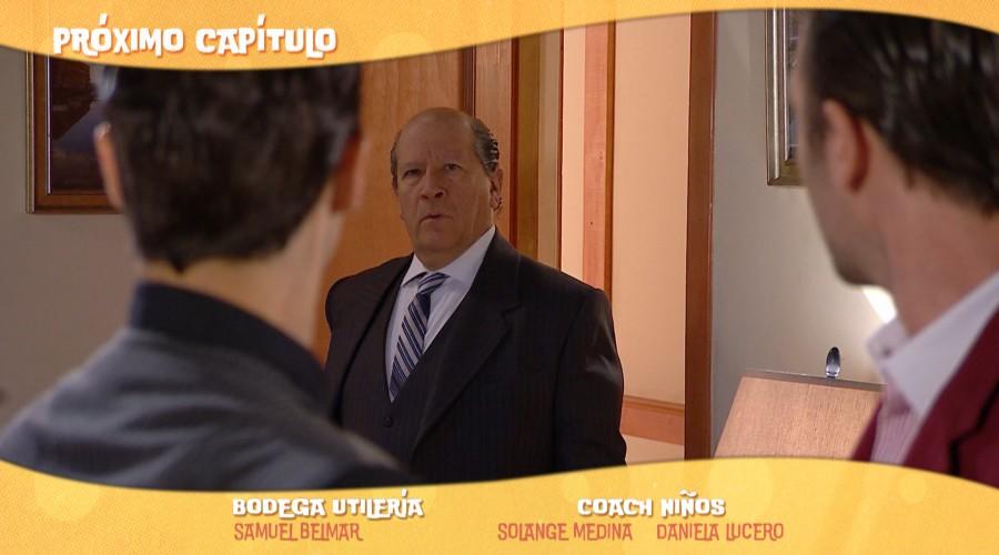 Avance: Agustín encontrará a Lorenzo y Francisco juntos