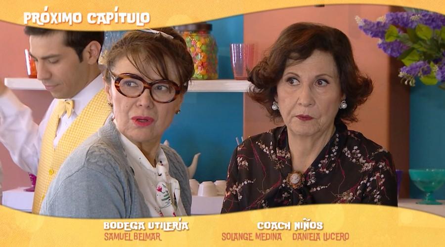 Avance: Rosa y Margarita sospecharán de Lorenzo y Francisco