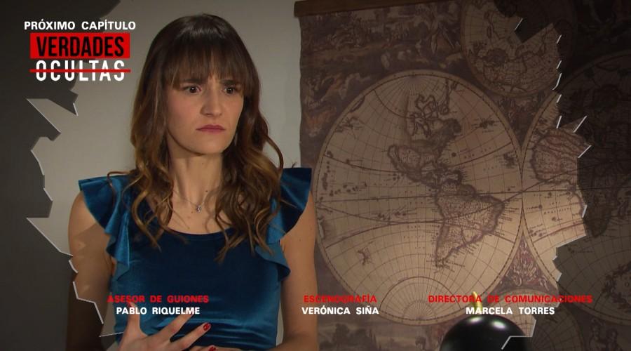 Avance: Valentina le pedirá ayuda a Eliana para que no descubran que ella inició el incendio en la casa de Rocío