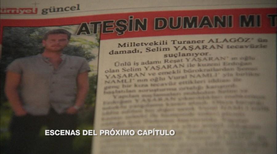 Avance Extendido: Erdogan y Selim aparecerán en la prensa por la acusación de ataque a Fatmagul