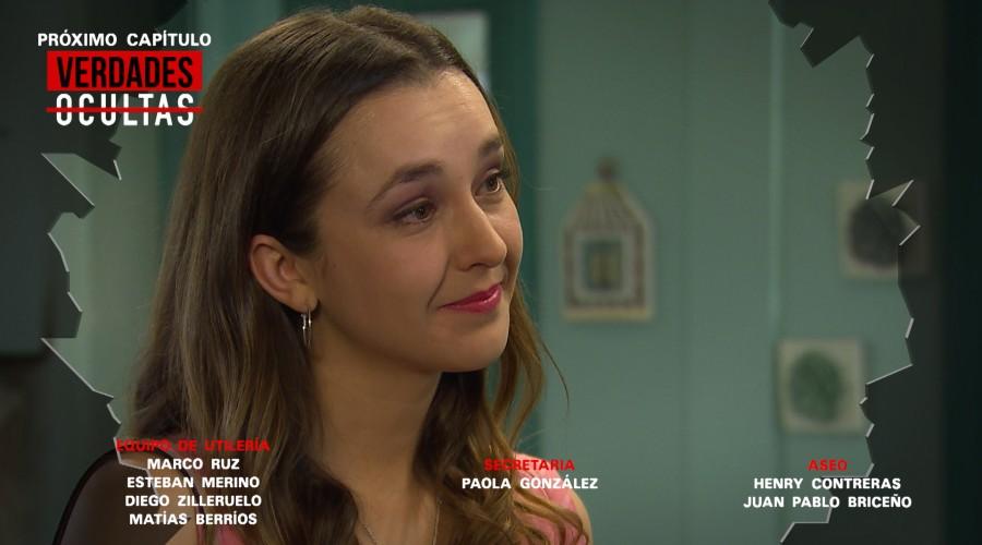 Avance: Javiera le dirá a Gonzalo que le queda poco tiempo de vida
