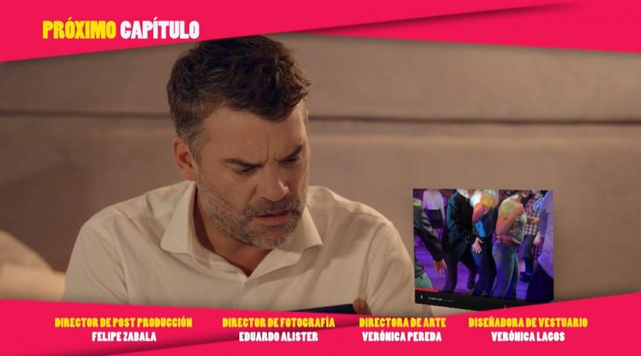 Avance: Pedro recibirá un video de Laura en la discoteque