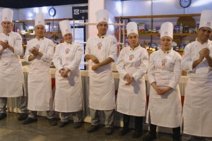 Revive el gran final de Copa Culinaria Carozzi