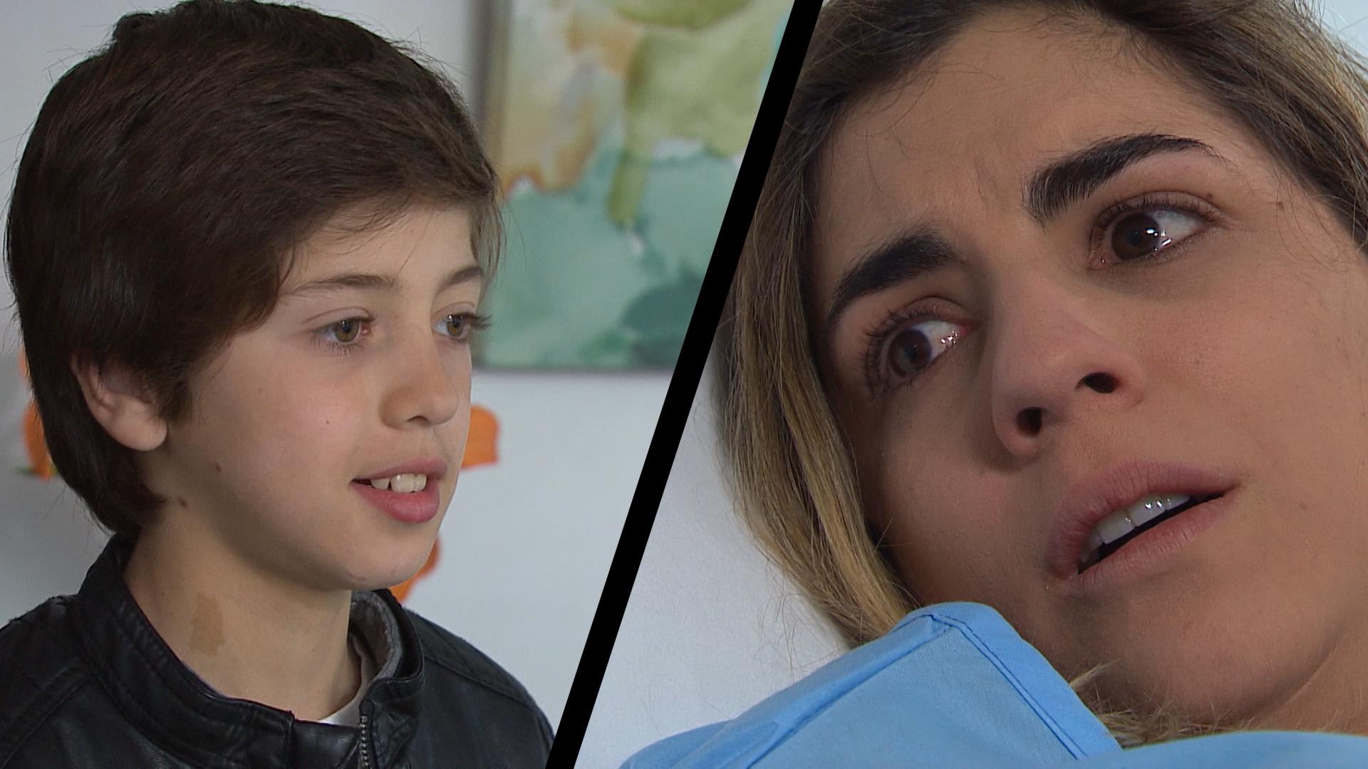 Agustina sobrevive y Eliana se deshace de Valentina