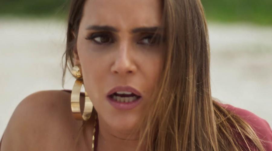 Lucía sacó la peor parte en el enfrentamiento con Karola (Parte 2)