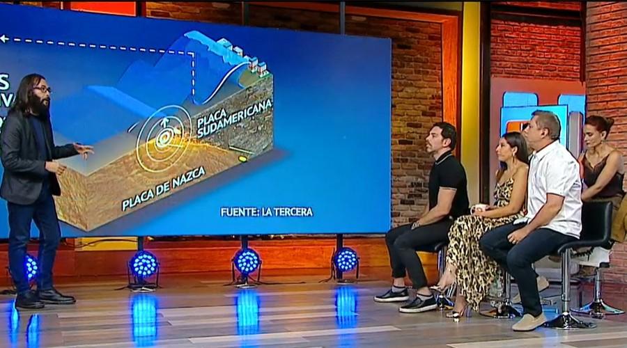 Marcelo Lagos explica la falla geológica descubierta en Constitución y la alta actividad sísmica en Chile