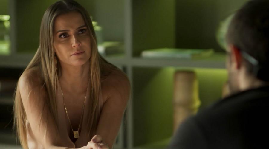Avance: Karola hablará con Ícaro sobre su madre
