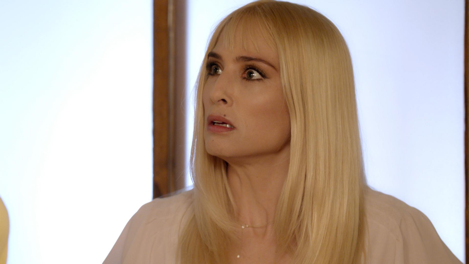 Laura se enteró del embarazo de Magdalena