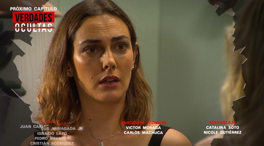 Avance: Agustina le preguntará a Samanta si conoce a Ricardo San Martín