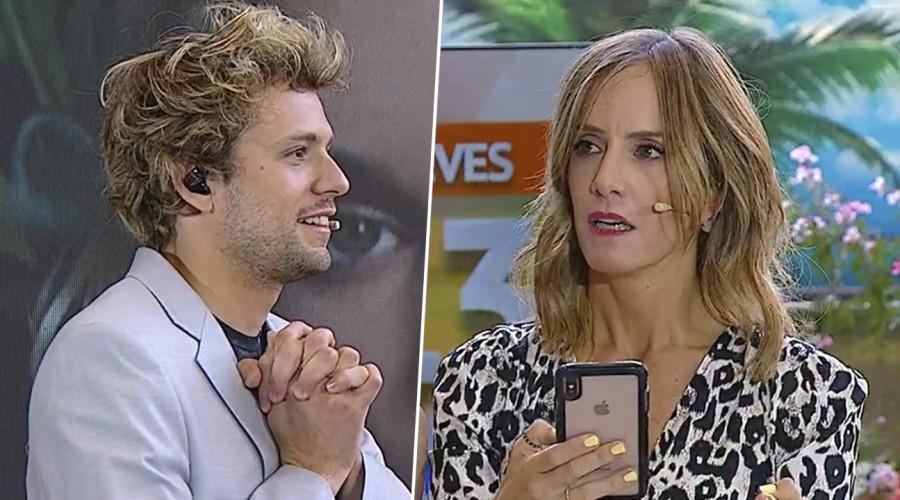 """Diana intentó hacerle """"gancho"""" a Joaquín con Kika Silva y ella respondió con mensaje de audio"""