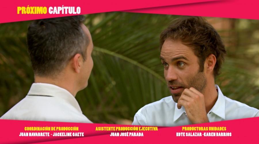 Avance: Javier le pedirá ayuda a Diego para escapar de su cumpleaños