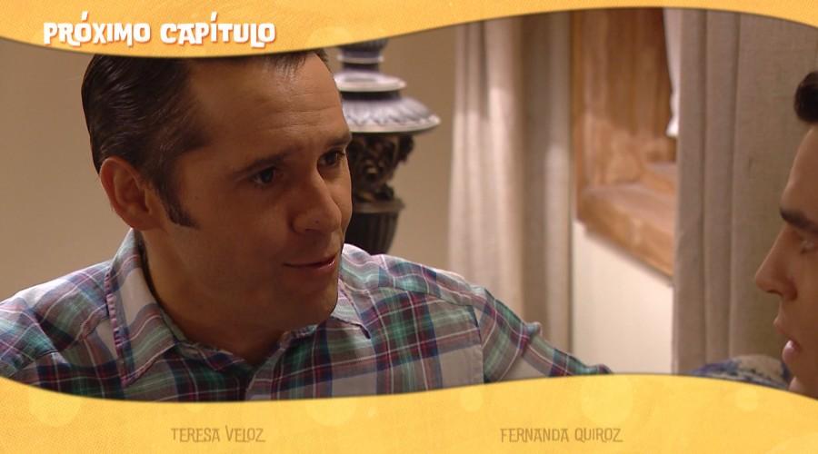 Avance: Jacinta confundirá a Felipe con Ernesto
