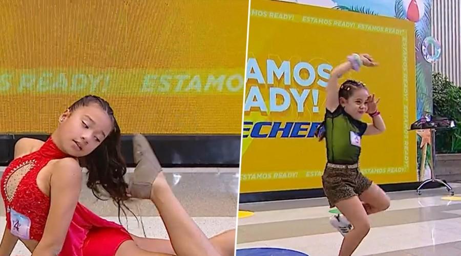 Niños desplegaron todo su talento en la semifinal de #LasEstrellasMG