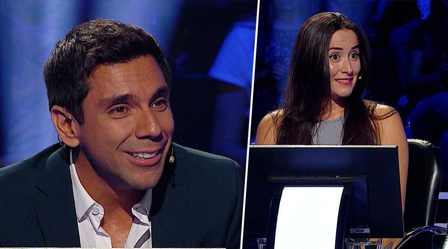 Juan Pablo Queraltó y Lorena Bosch se la jugaron por sus seres queridos en ¿Quién quiere ser millonario?