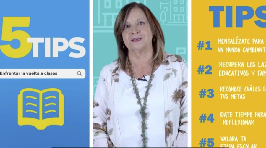 #5Tips: ¿Cómo enfrentar la vuelta a clases?