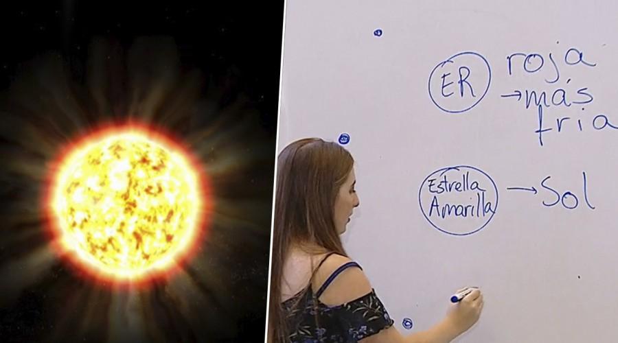 Una de las estrellas más brillantes del universo podría desaparecer
