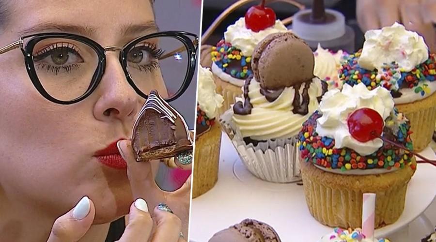 Constanza Guarachi nos trajo toda la dulzura de su pastelería Simply Sweet