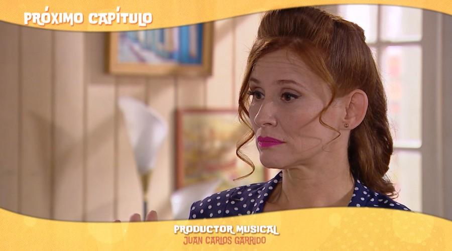 Avance: Felipe le pedirá a Jacinta que no le cuente a nadie sobre su enfermedad