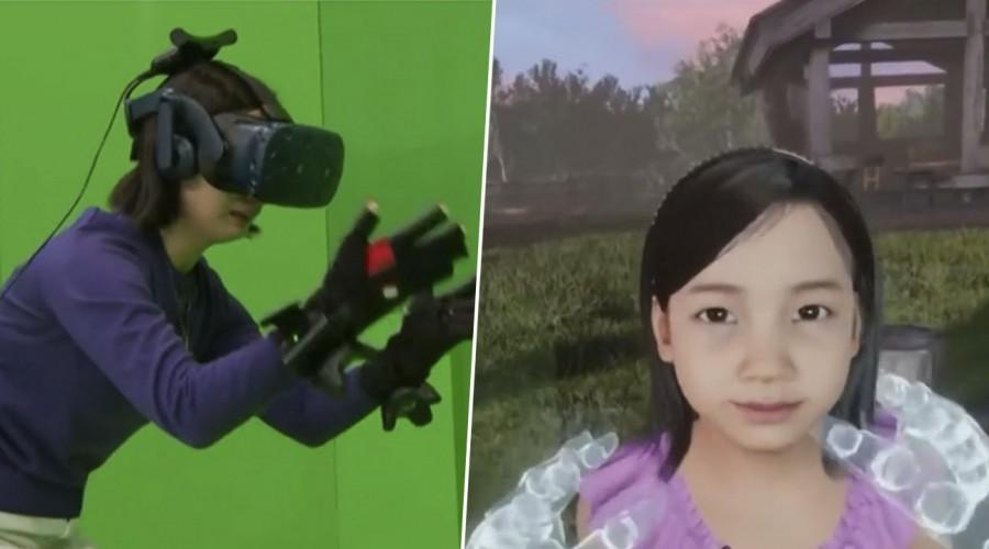Madre logra reencontrarse con su hija gracias a la realidad virtual