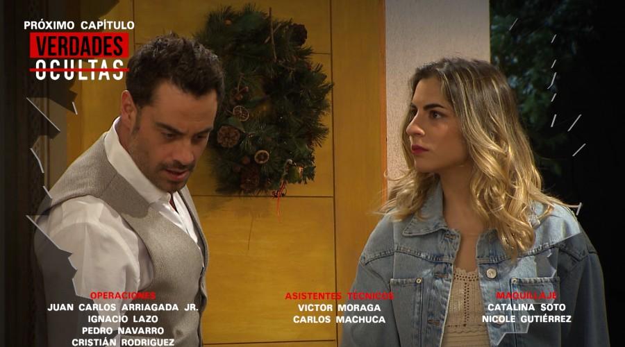 Avance: Agustina encarará a Ricardo