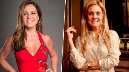[Votación] Nuevo Sol o Avenida Brasil: ¿Qué look de Adriana Esteves te gusta más?