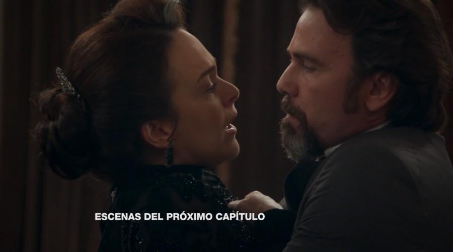 Avance: Julieta tuvo un romántico encuentro