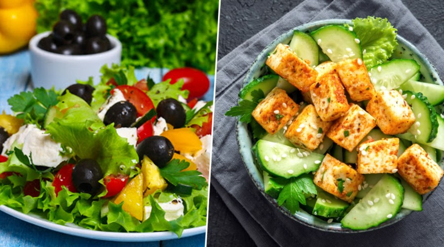 #5Tips: Aprende a preparar un rico aderezo natural para las ensaladas