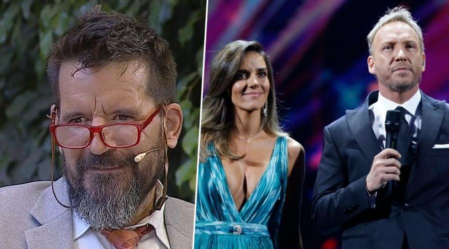"""""""Ha estado muy robotizada"""": Vasco Moulian y su calificación a María Luisa Godoy"""