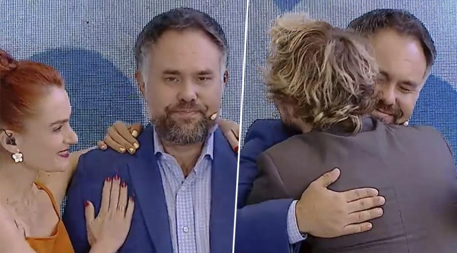 """Gianfranco Marcone se despide de Mucho Gusto tras cinco años de programa: """"Le deseo lo mejor a Michelle"""""""