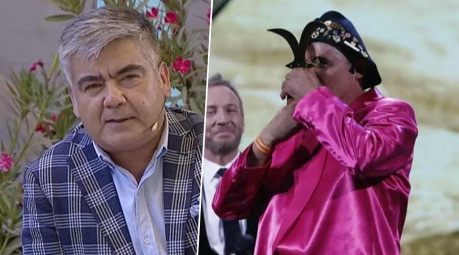 """""""Yo esperaba mucho más de él"""": La reacción de Carlos Tejos tras show de """"El Flaco"""" en Viña"""
