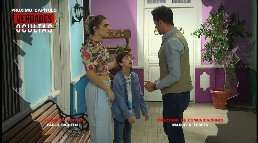 Avance: Ricardo irá nuevamente en busca de Agustina