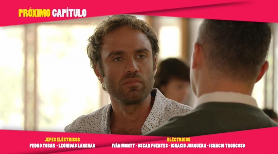 Avance: Andrés se atreverá a enfrentar sus sentimientos