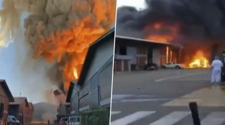 Pudahuel: Continúa la preocupación tras explosión que dejó cuatro muertos