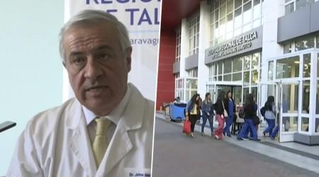 "Ministro Mañalich y primer chileno con coronavirus: ""Tuvo contacto con 80 personas"":"