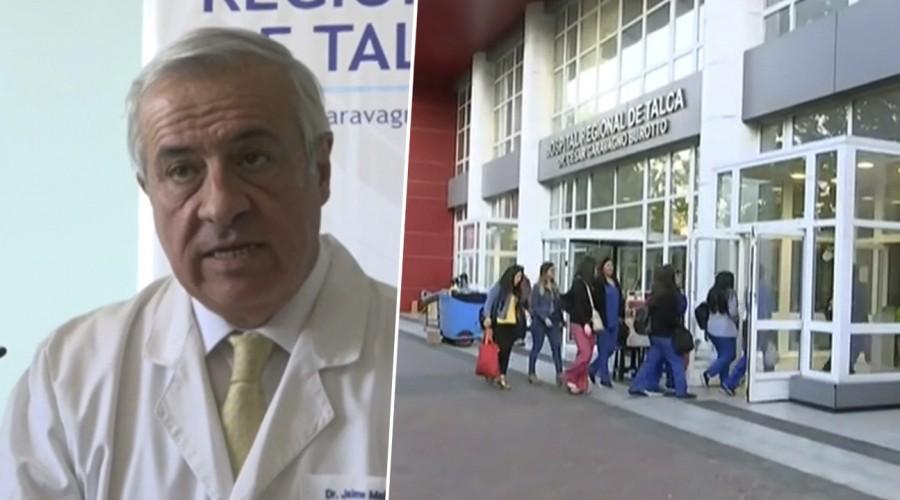 """""""Tuvo contacto con 80 personas"""": Ministro Mañalich entregó detalles del primer chileno con coronavirus"""