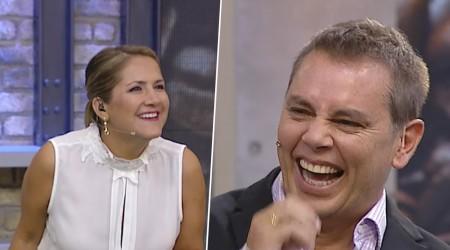 Michelle Adam echó al agua a José Viñuela en las #ConfesionesMatinales