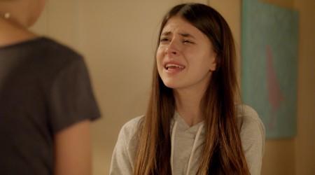 Entre lágrimas martina se sinceró con Antonia