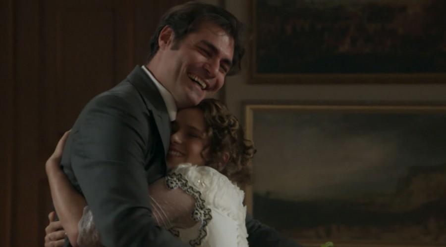 Darcy olvidó su tristeza en los brazos de Charlotte (Parte 1)