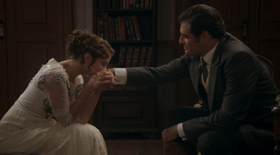 Darcy olvidó su tristeza en los brazos de Charlotte (Parte 2)