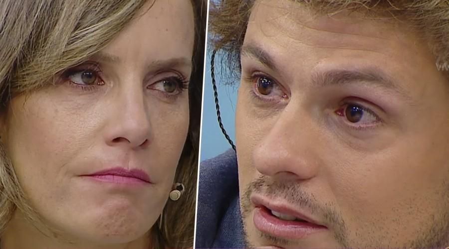 El panel se emocionó con dolorosos relatos tras la historia de hija de Dino Gordillo
